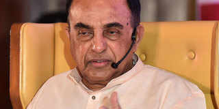 Subramanian Swamy: Latest News on Subramanian Swamy | Top Stories