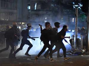 HK-riots