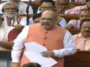 PoK, Aksai Chin part of Jammu and Kashmir, will sacrifice our lives for it: Amit Shah in Lok Sabha