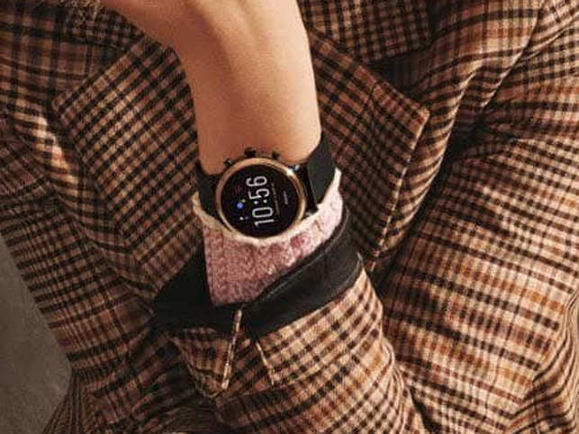 Gen 5 Fossil Touchscreen Smartwatch comes with Google Assistant, multi-day battery life