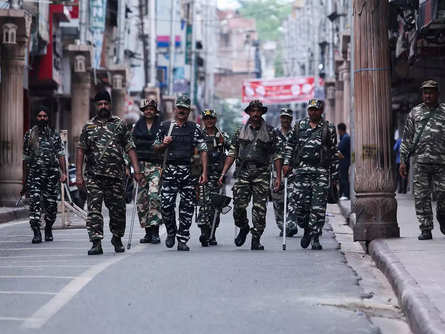 Pakistan Army chief: Pakistan Army prepared to 'go to any