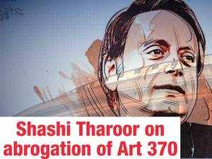 You have inflicted upon us political equivalent of demonetisation: Shashi Tharoor
