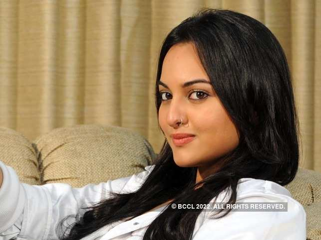 The authenticity of the video is yet to be confirmed. (In pic: Sonakshi Sinha)