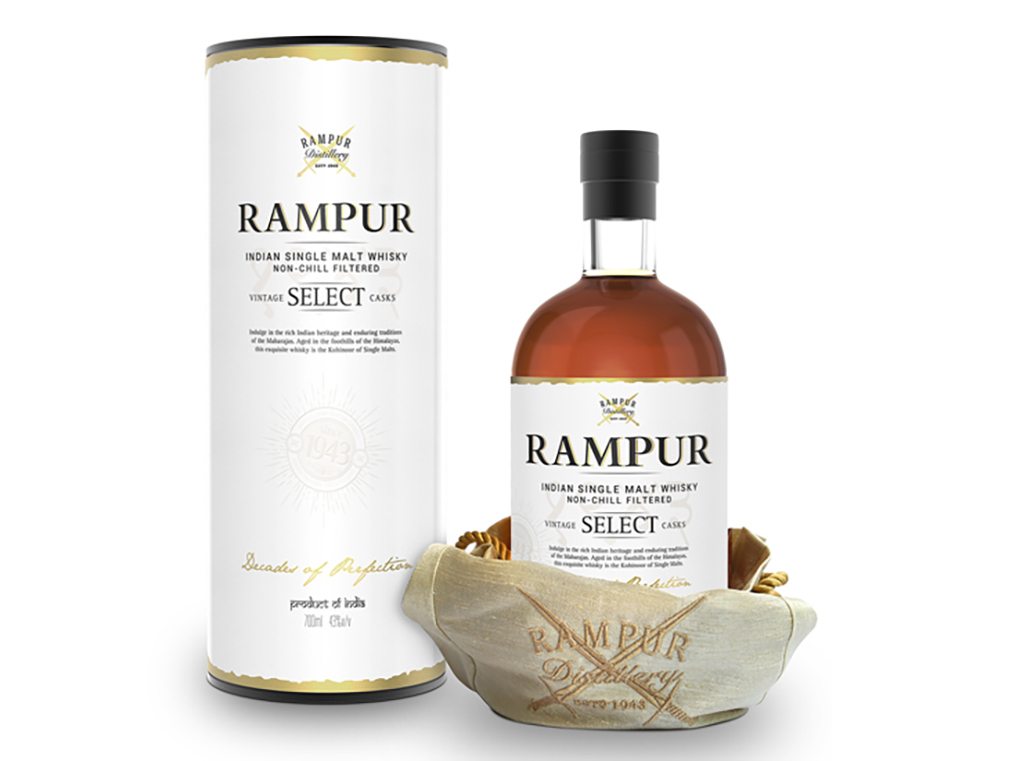 Can Indian single malts be global brands? Rampur makes a spirited effort