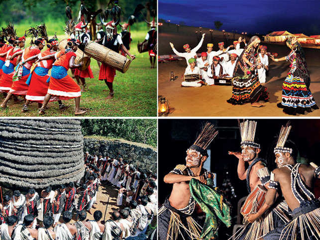 Tribal tours: Exploring the unexplored Chhattisgarh, North East & Rajasthan