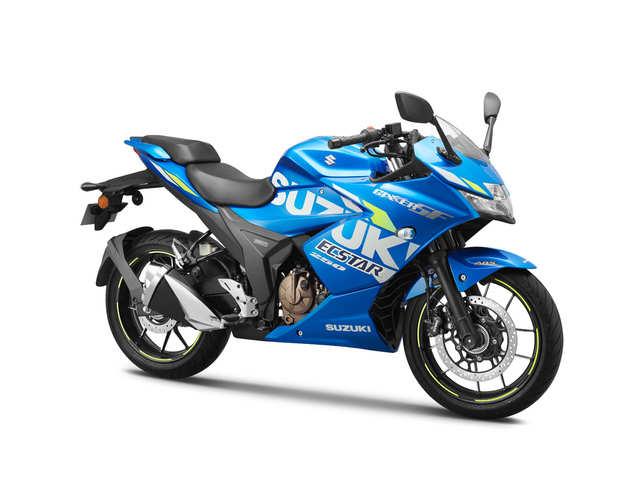 Suzuki's GIXXER SF 250 MotoGP editon comes to India at Rs 1.71 lakh