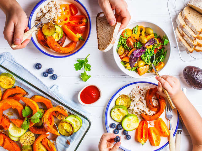 heart: Switch to plant-based diet for better heart health and to
