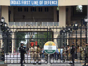 Pakistan NSA decides to close Wagah Border, trade & bus service