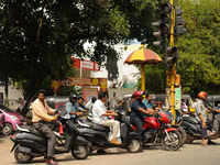 Bengalureans don't have to wait at traffic signals for too long, thanks to Google Maps data