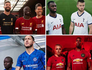 New Looks At EPL: Blues' Home Kit Pays Homage To Stamford Bridge, Adidas Returns To Arsenal After 25 Yrs