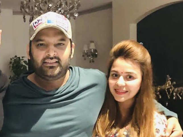 ​Kapil Sharma and Ginni Chatrath's baby is reportedly due in December. ​