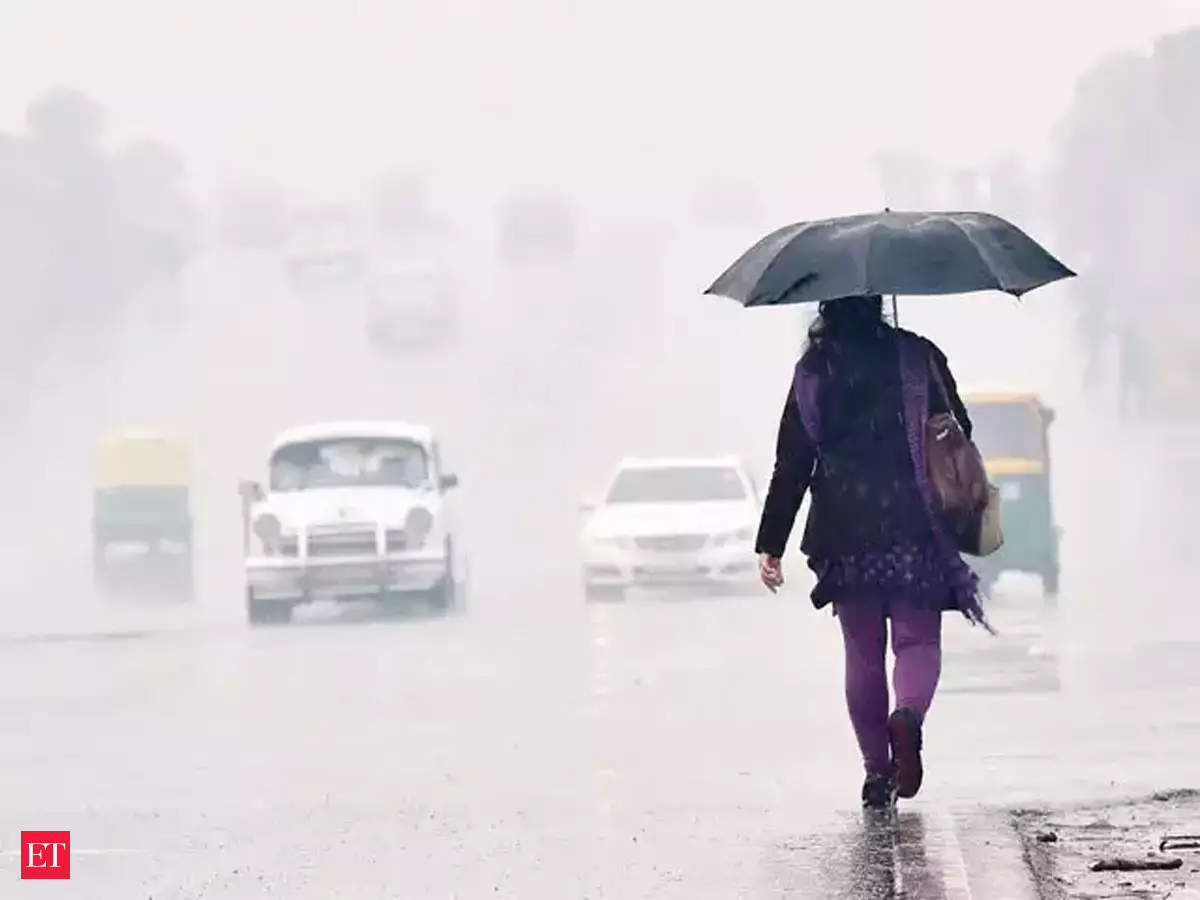 Southwest Monsoon: Rains just 2 5 per cent less than normal