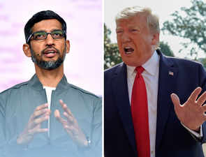 Donald Trump goes on a Twitter rant - this time it's Sundar Pichai at the receiving end!