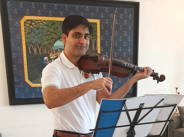 Rohan violin