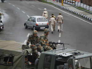 Anybody trying to disrupt Kashmir peace will be eliminated: Army