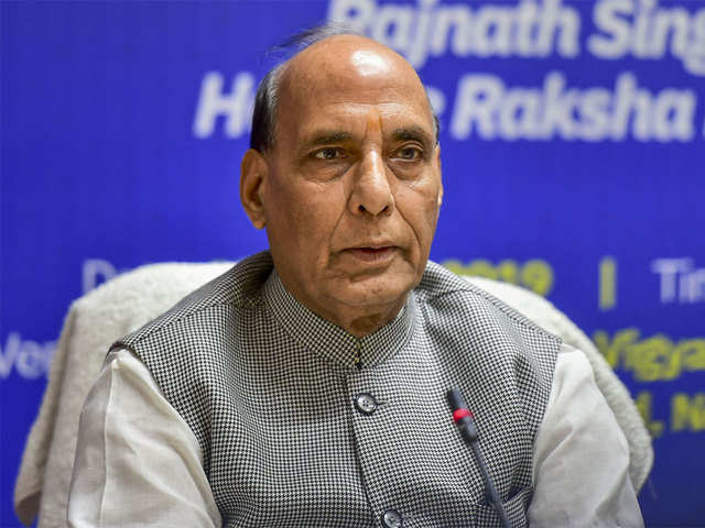 Private sector defence production at Rs 16k cr: Rajnath Singh