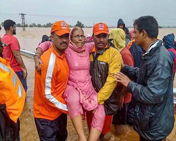 Monsoon mayhem: Over 15,000 evacuated from Maharashtra, Karnataka, Kerala &  Tamil Nadu