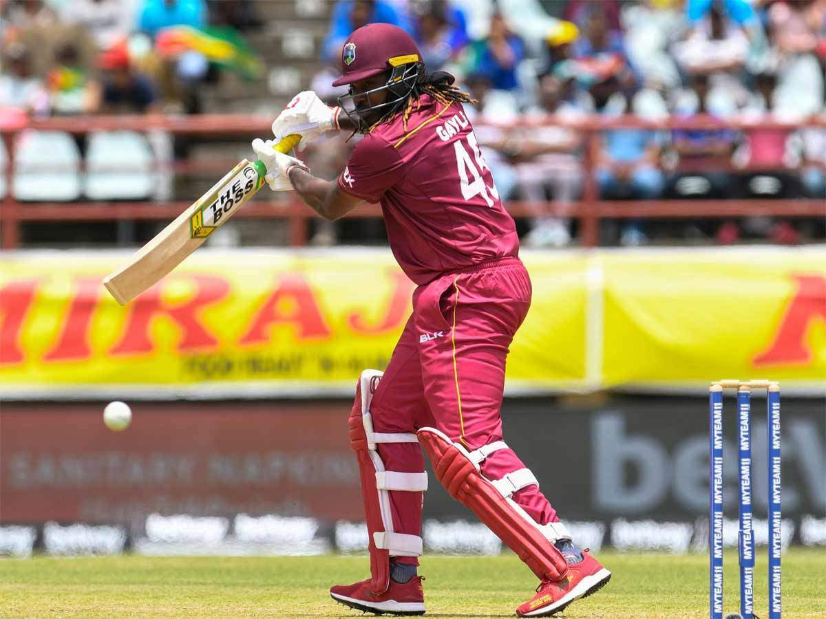 India Test Series: Gayle not picked in Test squad, 'Giant' Cornwall