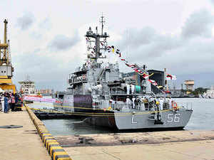 Navy---PTI
