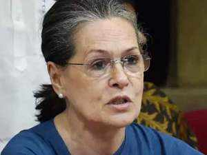 Sonia Gandhi is new interim chief of Congress