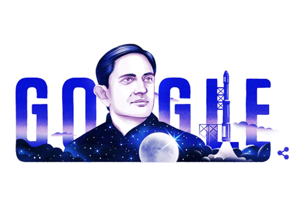 Vikram Sarabhai: Google marks with ISRO founder Vikram Sarabhai's