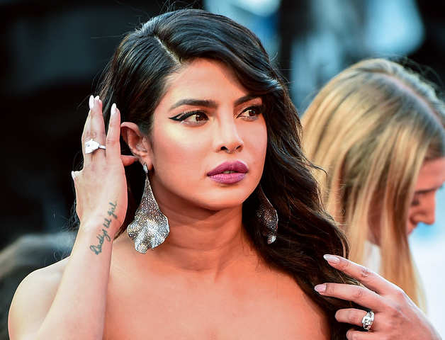 Priyanka Chopra says she's patriotic, but not fond of war after Pakistani woman slams her for encouraging nuclear attack