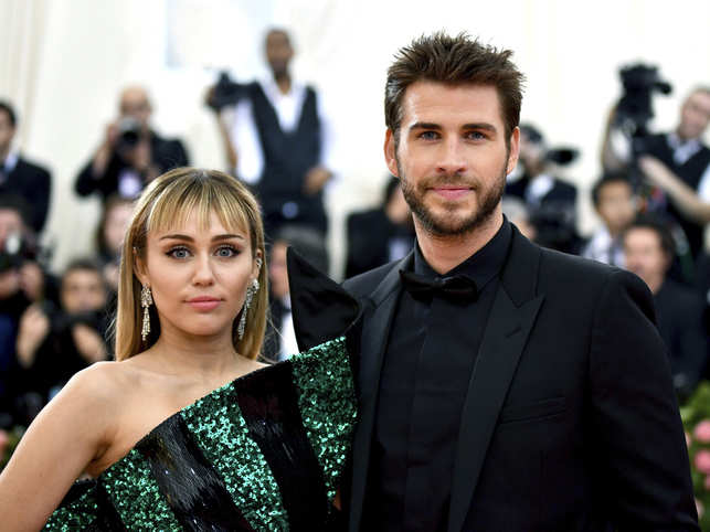 Miley Cyrus  and Liam Hemsworth will continue to remain dedicated parents to their pets.