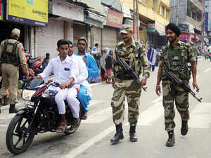 CRPF's Kashmir 'madadgaar' helpline 14411 active again