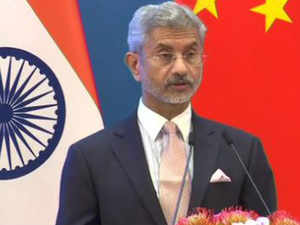 India, China should not allow differences to hamper ties: S Jaishankar