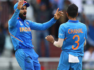Watch: Kohli having a candid conversation with Chahal