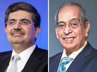 At Lalit Doshi lecture, Uday Kotak does a flashback; quotes N Vaghul's 1995 words on spiritual development over finance