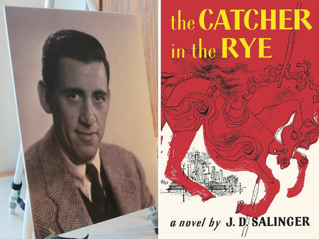 J.D. Salinger's books are finally going digital format