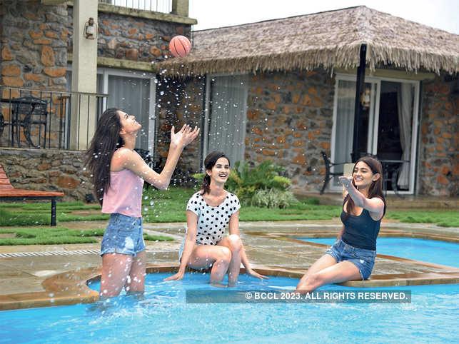 fbb Colors Femina Miss India 2019 winners at SaffronStays Parnakuti, Nasik