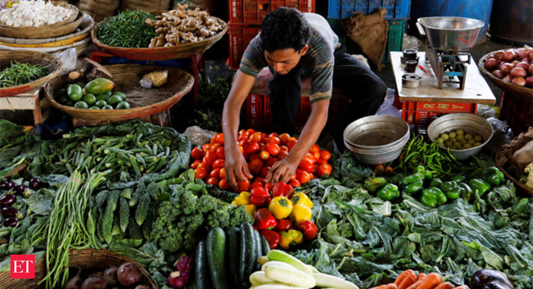 Retail inflation remains benign at 3.15% in July