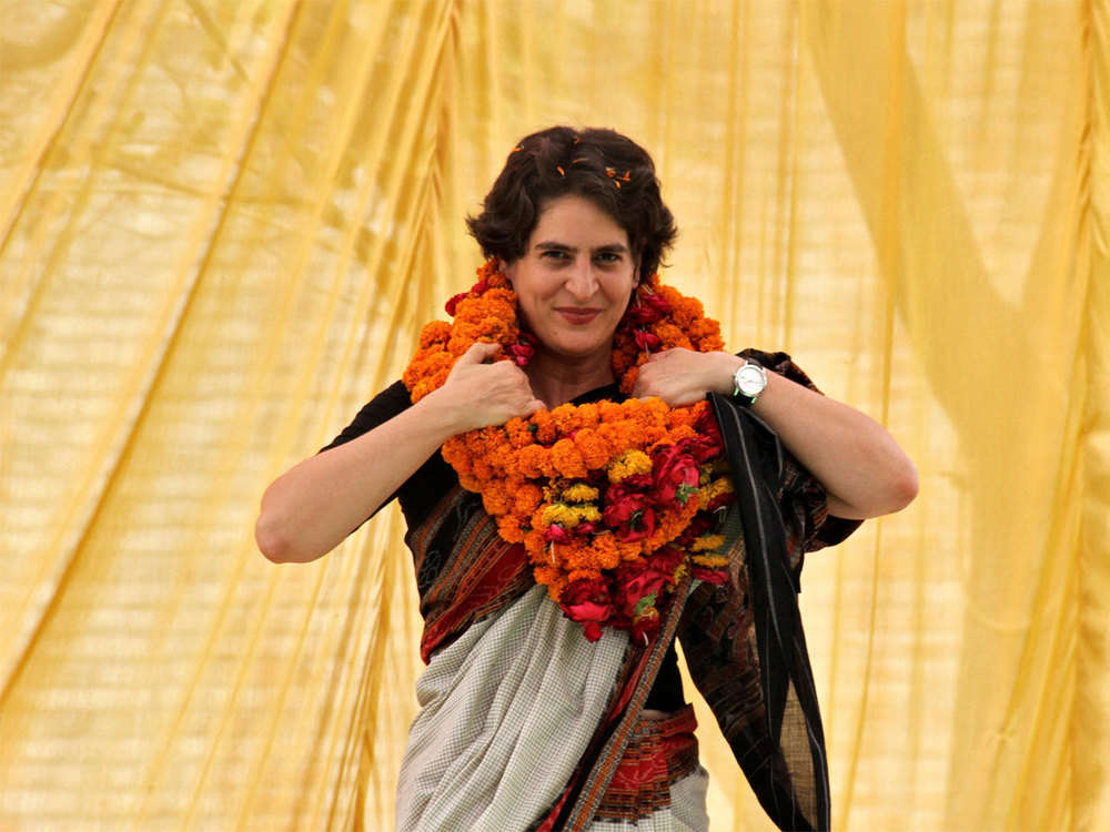 Article 370 nullified in unconstitutional manner: Priyanka Gandhi