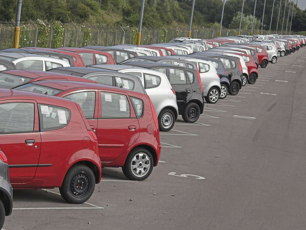 Passenger car sales headed towards a steep fall in July