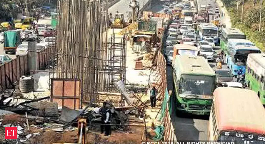 Fate of revised master plan for Bengaluru hangs in the balance, again - Economic Times