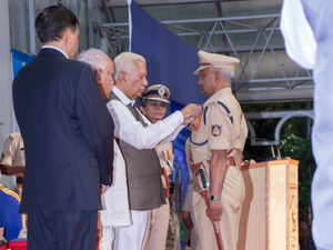 Medal of excellence in investigation awarded to 96 police personnel