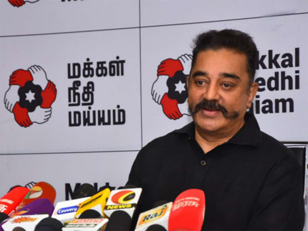 Kamal Haasan strengthens top brass in runup to state poll