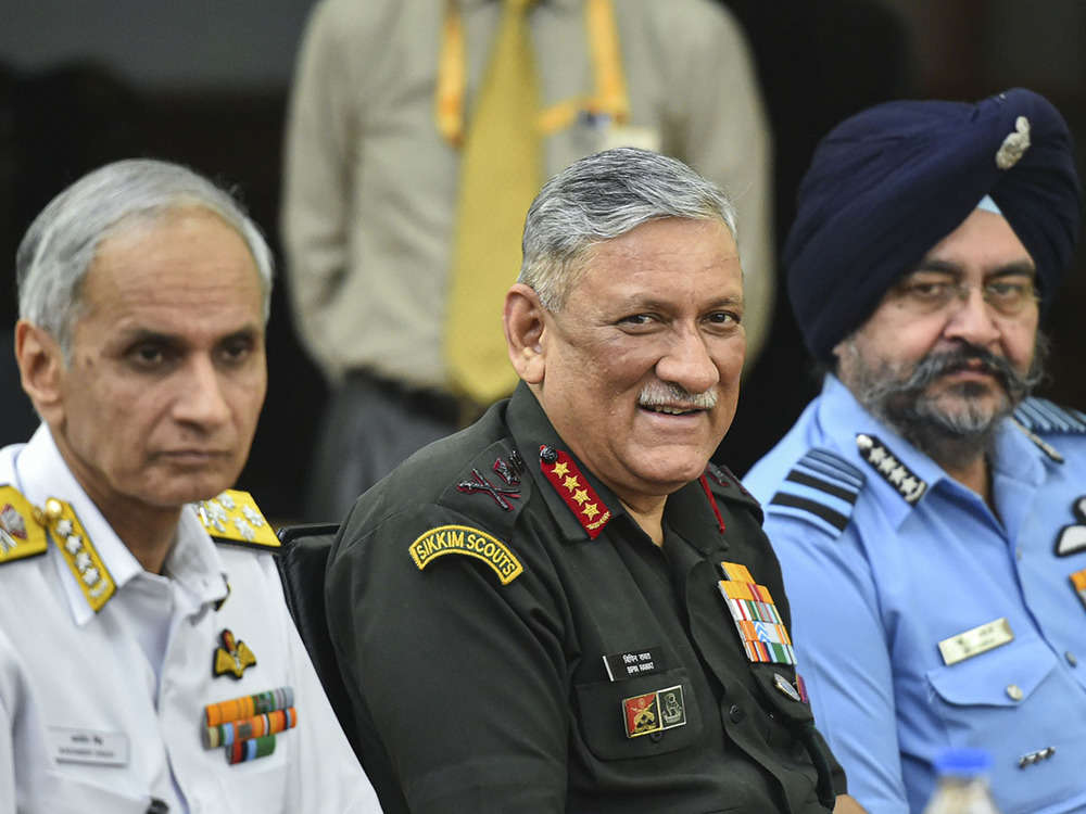 PM Modi announces creation of Chief of Defence Staff to integrate the three services