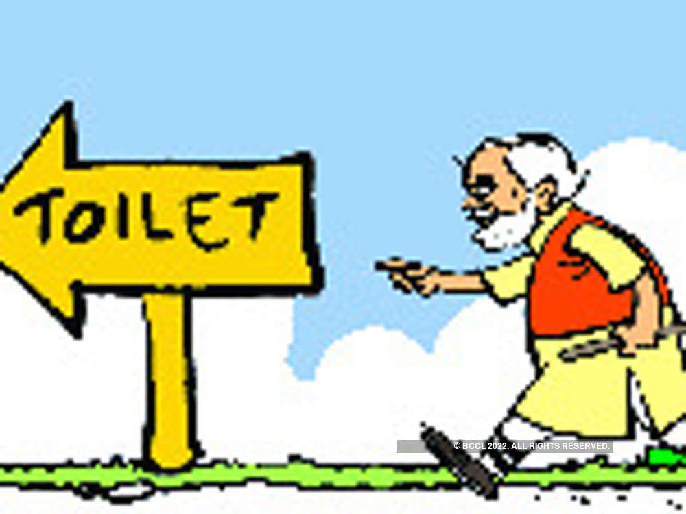 Men more likely to defecate in open: Study