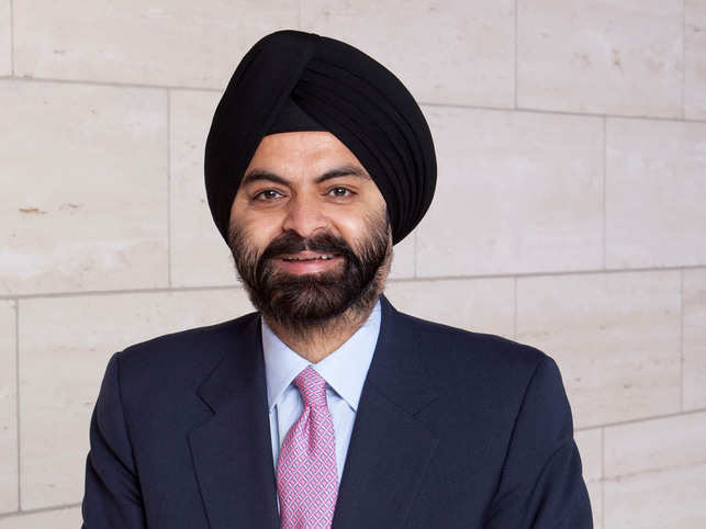 Alternate Option_Mastercard_Ajay Banga_President and Chief Executive Officer, Mastercard