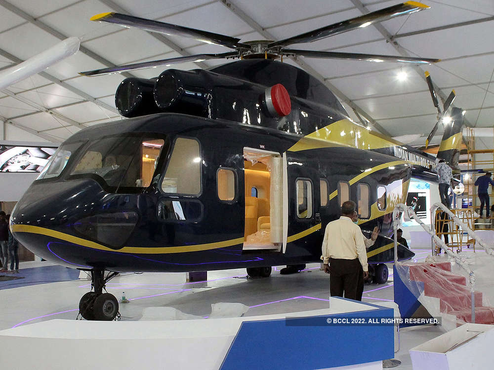 MoD eyes to give push to HAL's proposed chopper project in Goa