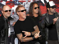 Metallica donates over $277K to help build Romania's first paediatric cancer hospital