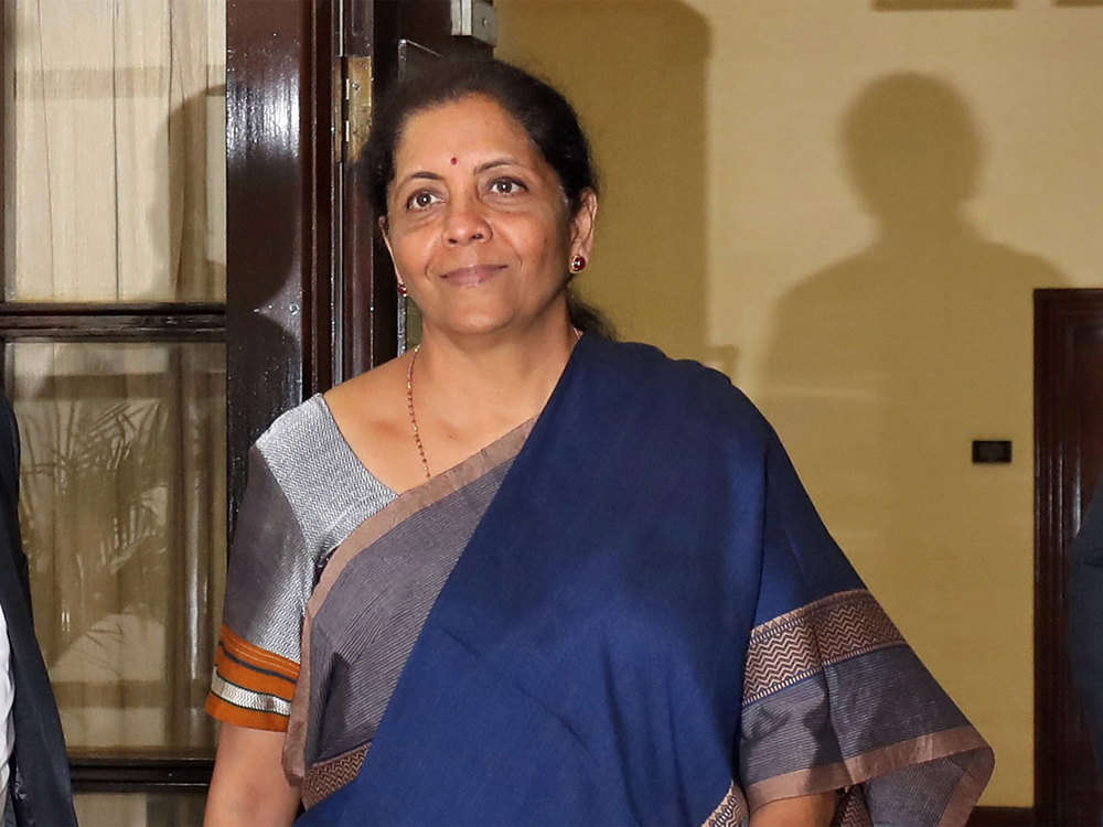 J&K was integrated with country by scrapping Article 370: Nirmala Sitharaman