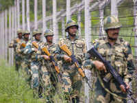 Solider killed in Pakistan firing along LoC, Army responds strongly inflicting 'heavy damage' to Pak posts