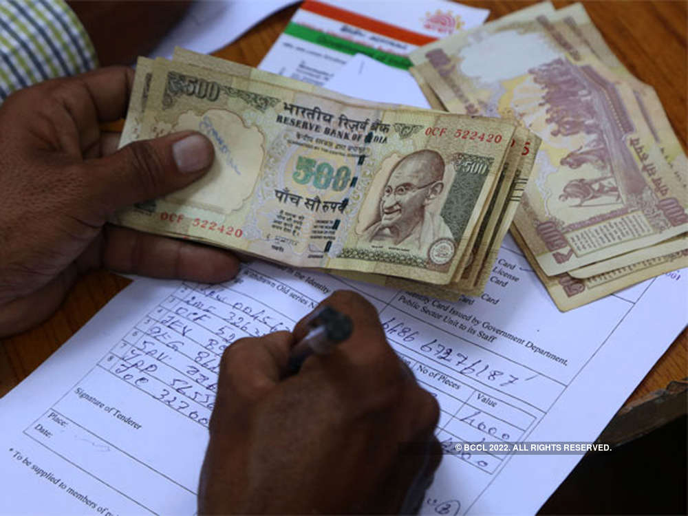 Income Tax Department issues checklist to trace unaccounted demonetisation cash