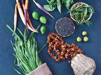 Leafy Heaven: India's edible greens satiating the rising interest for sustainable foods