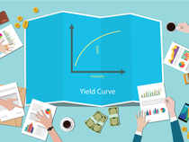 What is the treasury yield curve?