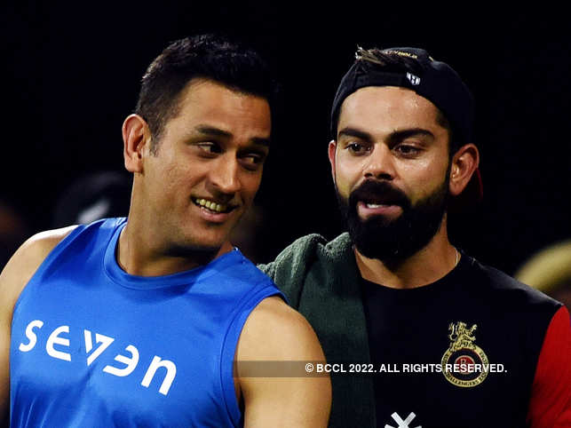 Virat Kohli most-followed cricketer on social media; Dhoni ranks third despite being inactive